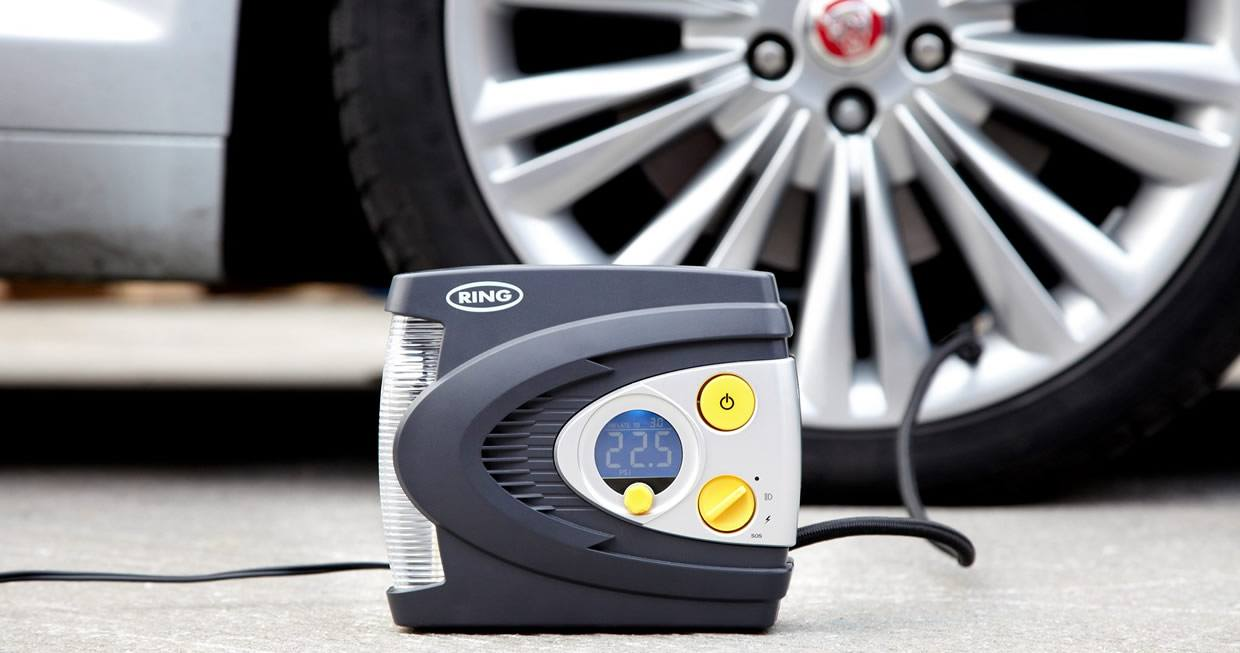 Best Car Tyre Inflator