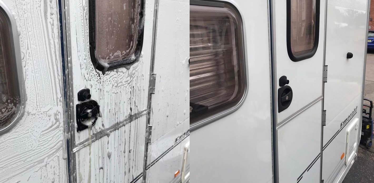 Caravan Cleaner