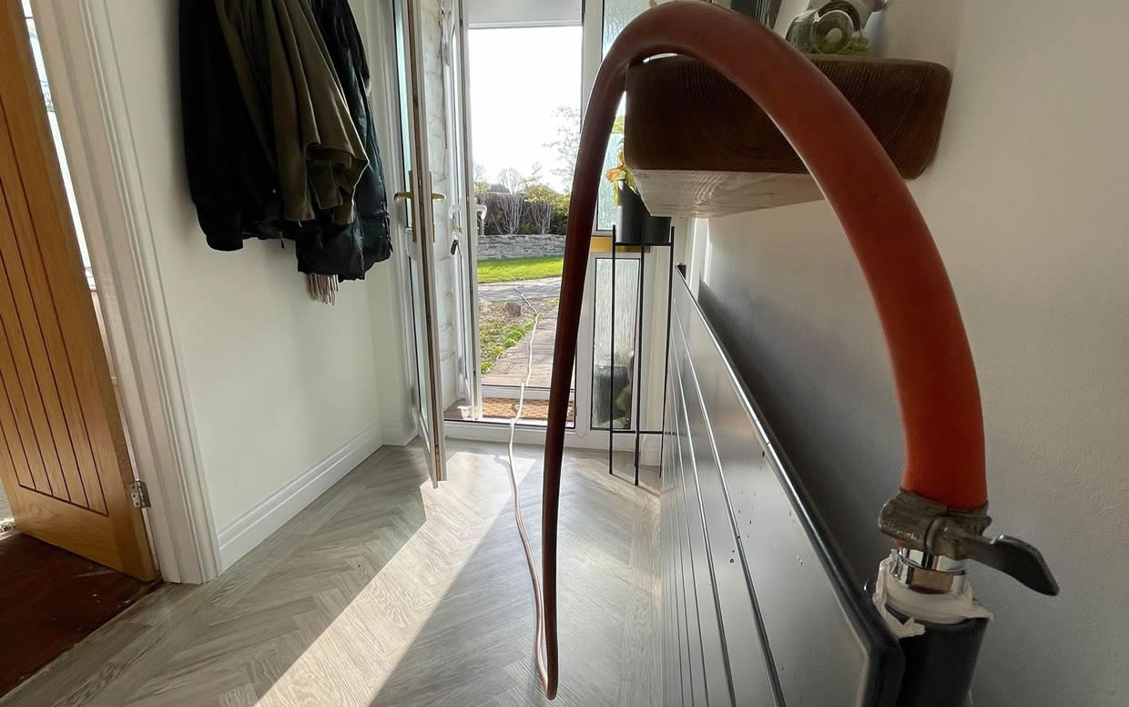 How To Drain A Central Heating System