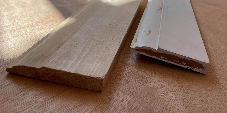 MDF or Wood Skirting Board