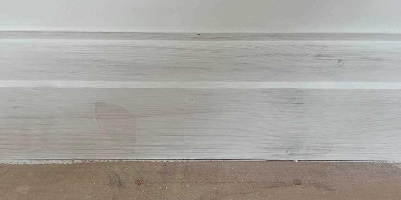 Primer Paint On Skirting Boards
