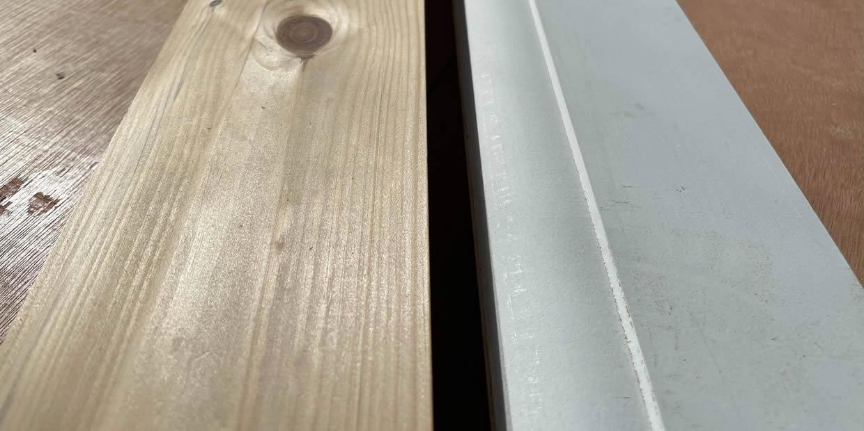 mdf or wood skirting